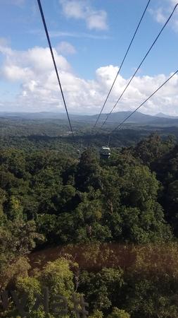 Karunda Skyrail, Cairns