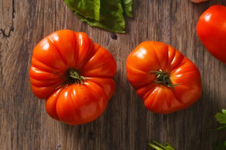 heirloom tomatoes on board