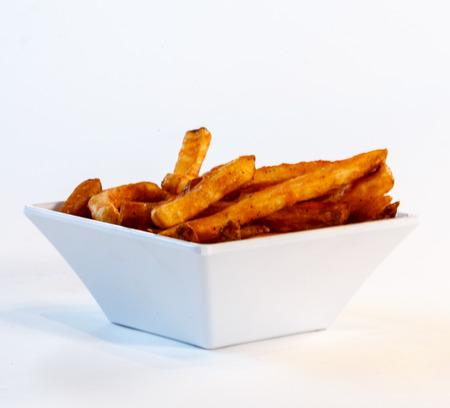 order of french fries in bowl