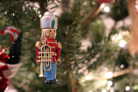 Soldier Christmas Tree DecorationOrnament