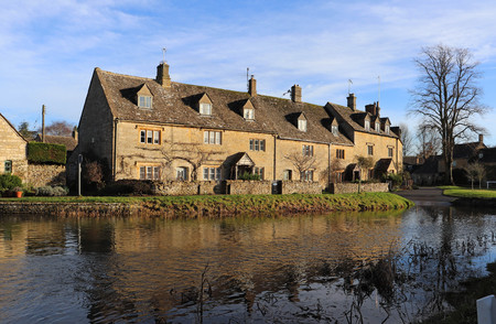 The Slaughters, 영국, Cotswolds