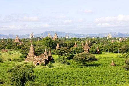 Tempels van het Oude Bagan, Myanmar
