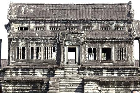 Angkor Wat Complex, Angkor Wat Temple in Cambodia