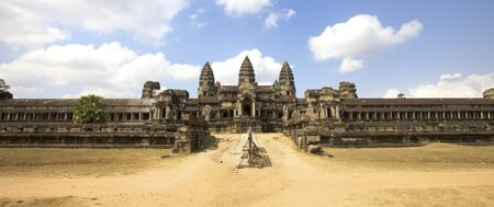 siem reap: Angkor Wat Temple, Cambodia