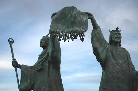 declaration: Declaration of Arbroath Statue