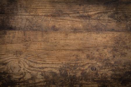 茶色の木目テクスチャ。抽象的な空のテンプレート 写真素材