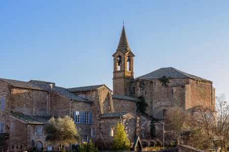 terni: Church of St. John in Orvieto Umbria Italy Stock Photo