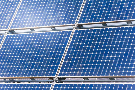 produce energy: Solar panels to produce energy in an environmentally friendly manner