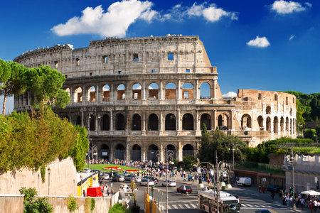 Colis?e de Rome, Italie.