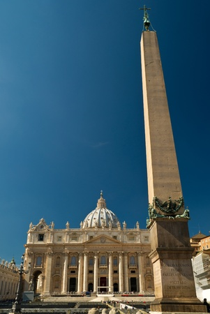 st  peter s square: St  Peter s square, Rome