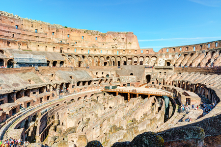 Colosseum  Coliseum  in Rome, Italy photo