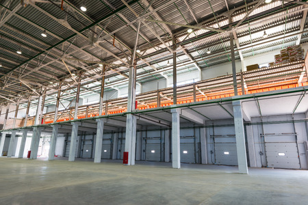 A big modern storage room