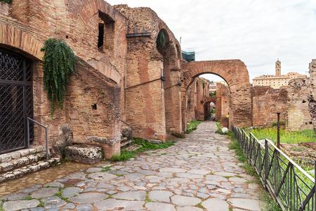 emporium: Roman Forum in Rome, Italy