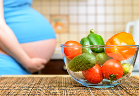 belly pepper: Healthy eating for pregnant woman