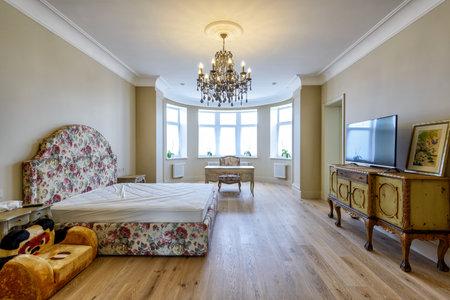 modern living: Modern living room interior Editorial