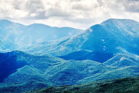 plateau: The Chatyr-Dah mountain, Crimea, Russia