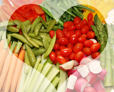 Eating Heart Healthy Vegetables photo