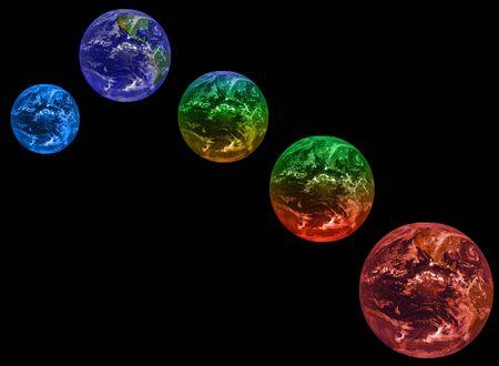 eiszeit: Changing Earth Von Eiszeit zur globalen Erw�rmung