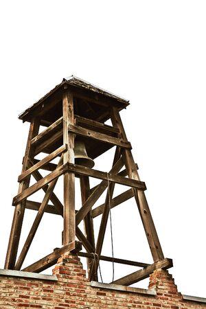 estacion de bomberos: Antiguo Occidental campanario de la Estaci�n de Bomberos