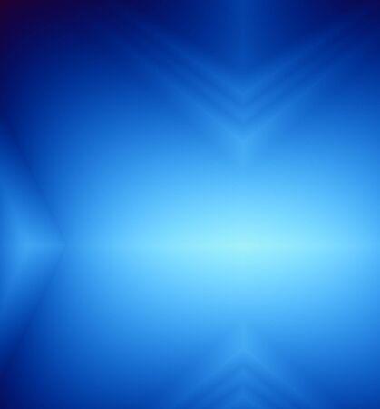 Blauwe stralen van lichte achtergrond Stockfoto