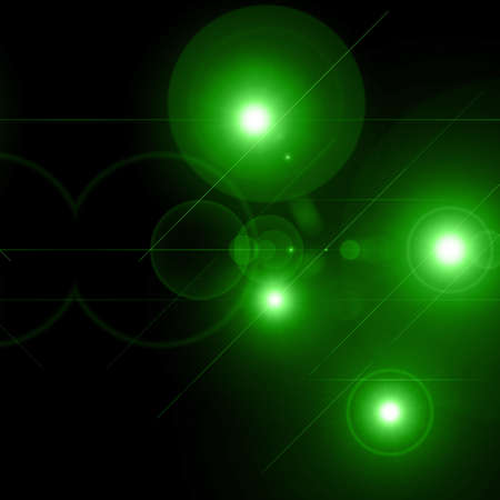 lensflare: Computer Technology Background Absctract Stock Photo