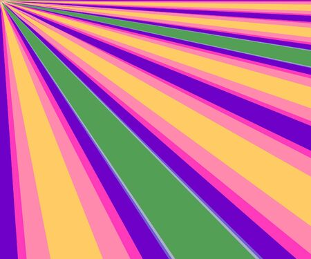 diagonal: Colorful Diagonal Rays Abstract Background