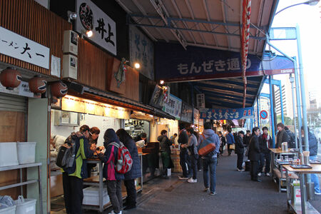 arcade: Curb market arcade
