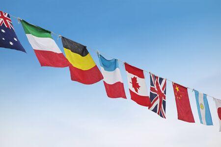 banderas del mundo: Atlético cumplen la bandera nacional del mundo
