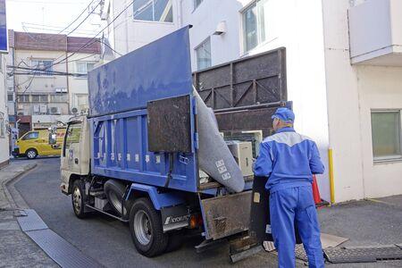 recolector de basura: Recolector de basura