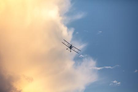 War airplane photo