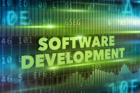 Software development concept photo