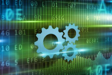 gears icon: Business progress
