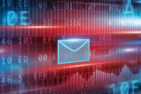 E-Mail concept photo
