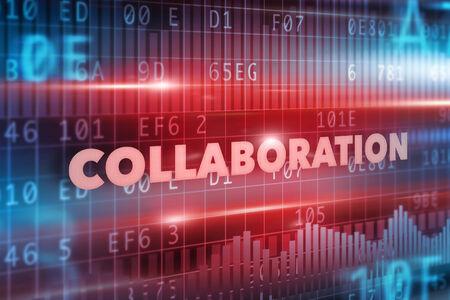 Collaboration concept photo