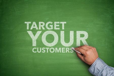 Target your customers on Blackboard  photo