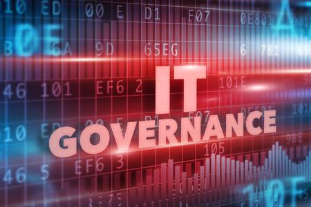 governance: IT Governance-concept