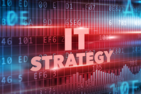 resourcefulness: IT strategy concept
