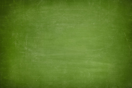Green vintage full frame blank blackboard no frame