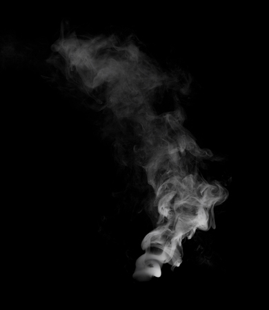 Abstract grey smoke texture background