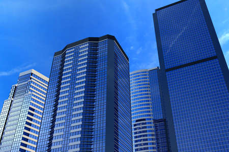 Office buildings Stock Photo - 4728373