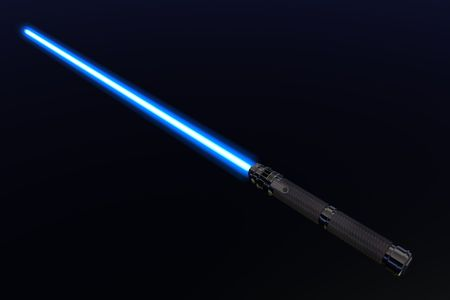 Light saber photo