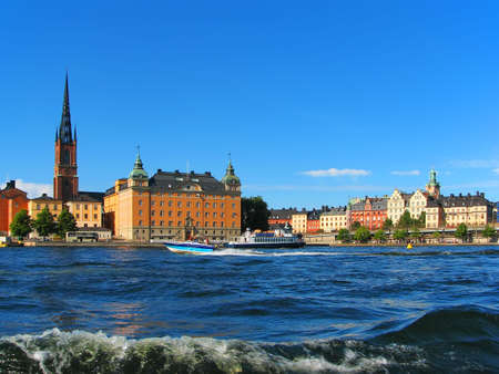 Stockholm, the Old Town photo