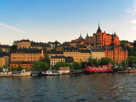 Stockholm, der Altstadt