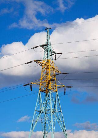 catenation: High voltage power line