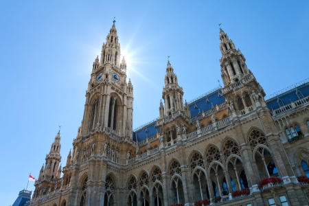 City Hall, Vienna, Austria photo