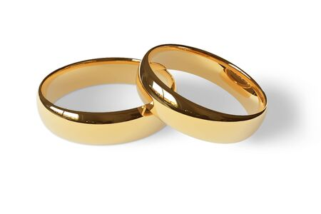 life ring: Wedding rings