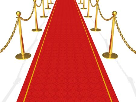 The red carpet photo