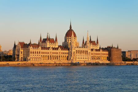 Parliament Hall in Budapest, Hungary Stock Photo - 5949841