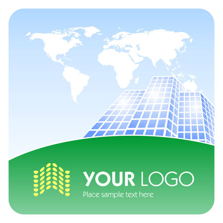 Corporate logo Stock Vector - 4842230