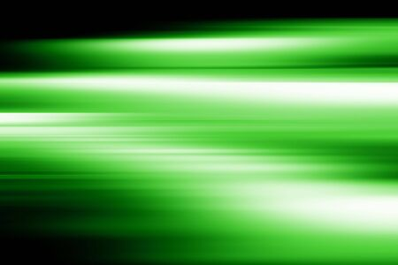Green motion blur Stock Photo - 5097973